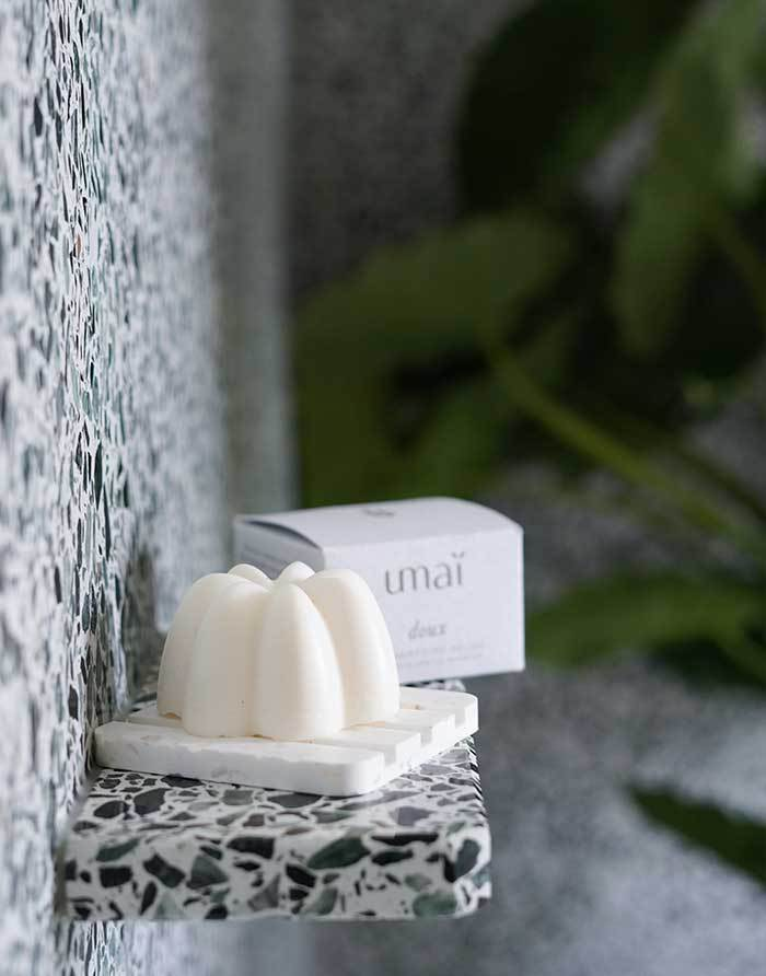 Umaï  : Shampoing solide 40 lavage : 18€